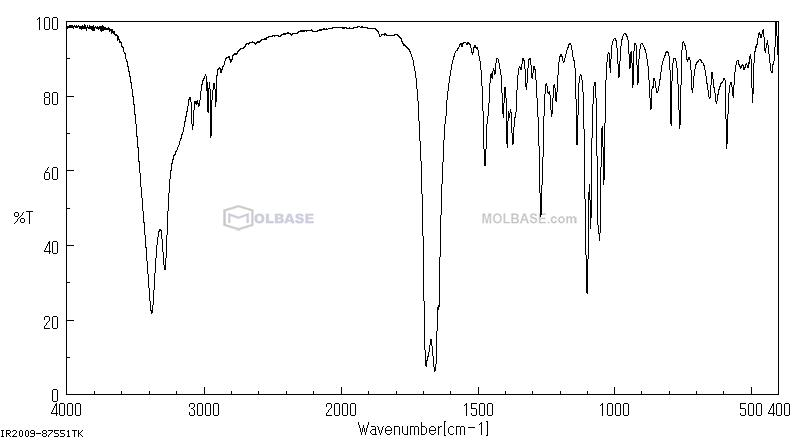 ribothymidine NMR spectra analysis, Chemical CAS NO. 1463-10-1 NMR spectral analysis, ribothymidine C-NMR spectrum